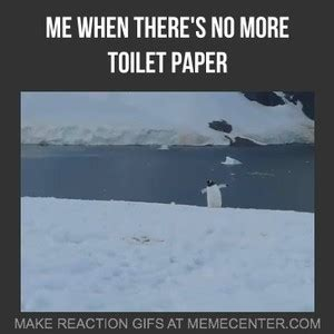 No More Toilet Paper by Quentino - Meme Center