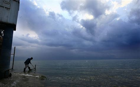Sea of Galilee rises 10 cm after weekend storm   The Times