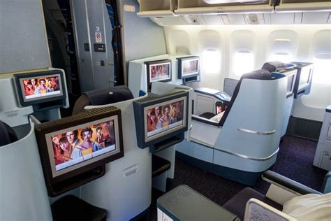 Review: KLM 777-200ER Business Class from Singapore to