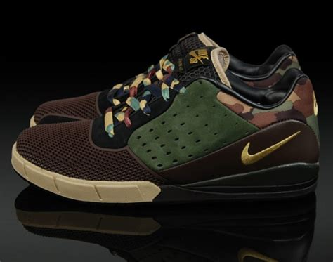 Nike SB Zoom Tre AD - Camouflage - SneakerNews