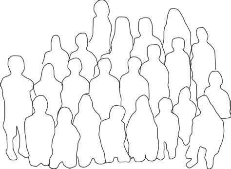 Best Group Of People Clipart #23276 - Clipartion