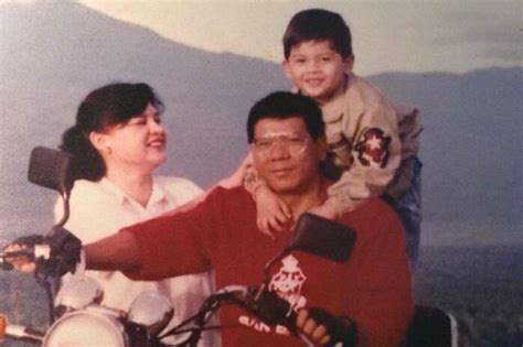 THROWBACK: Little Baste with his parents   ABS-CBN News