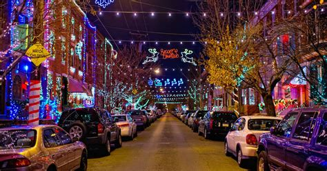 'Miracle on South 13th Street' named best lights in PA by