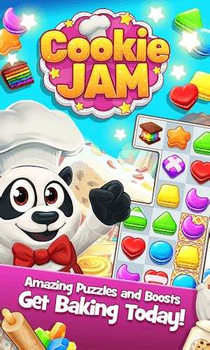 Cookie Jam on PC and Mac with BlueStacks Android Emulator
