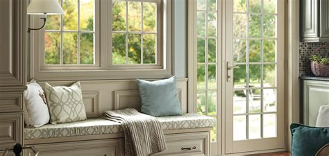 High End Vinyl Out- Swing French Patio Doors| Tuscany