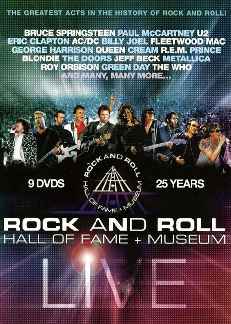 Rock And Roll: Hall Of Fame + Museum (Live) (9 DVDs) – jpc