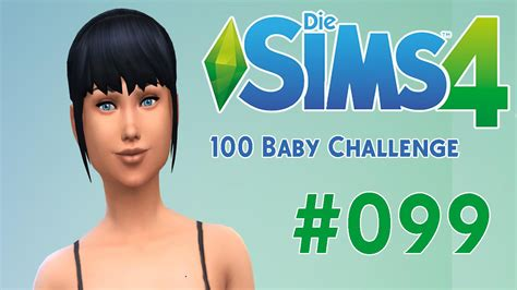 #099 Sims 4 100 Baby Challenge - Ran an den Speck! - YouTube