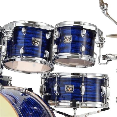 Tama CR72S Superstar Classic Drum Shell Kit, 7-Piece | zZounds
