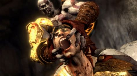 God of War 3 Remastered: Helios Boss Fight PS4 (1080p
