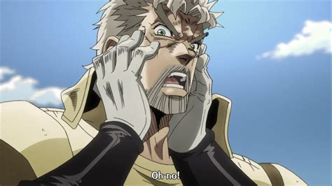 """Joseph Joestar """"Oh No"""" and """"Oh My God"""" Compilation - YouTube"""