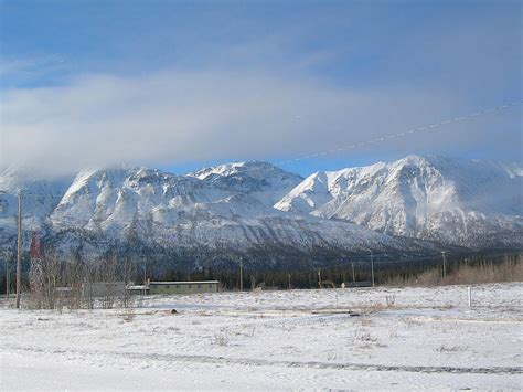Wind Turbines To Reduce Emissions For Kluane First Nation