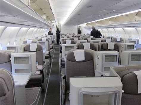 Review: Iberia Business Class A340 New York To Madrid