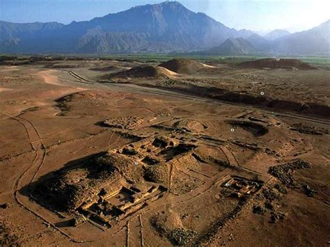 Caral Archaeological Site   World Monuments Fund