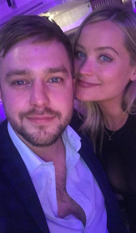 'We Tried To Keep It Quiet' Laura Whitmore On Her Love
