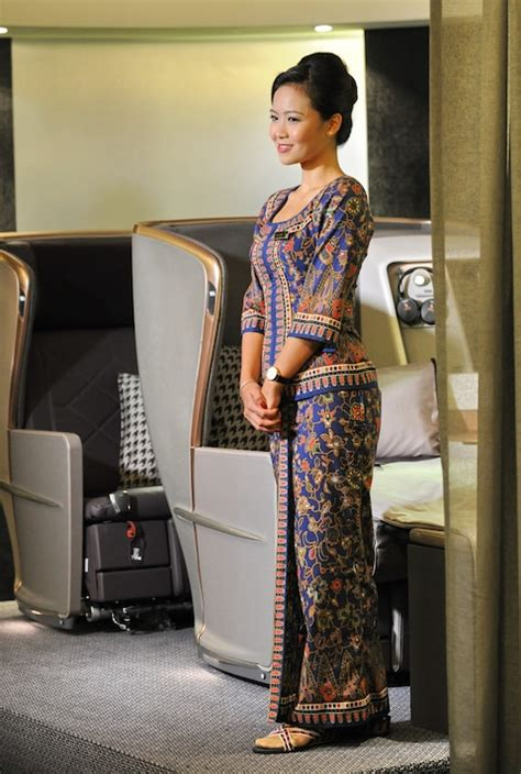 Singapore airlines   The best & worst cabin crew uniforms