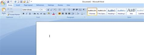 Microsoft Word 2007 Free Download for Windows 10, 7 and 8