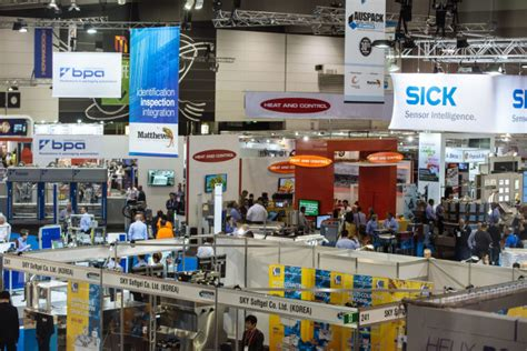 AUSPACK 2019 Melbourne show 90% sold - PKN Packaging News