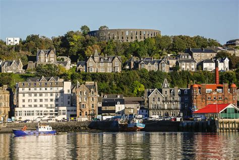Oban Accommodation - Self Catering, B&Bs & More