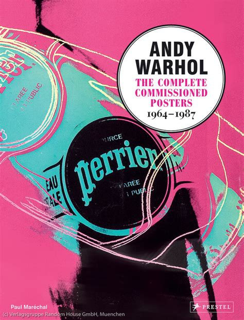 Andy Warhol – The Complete Commissioned Posters