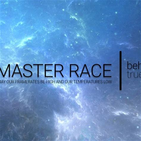 PC Master Race • Images • WallpaperFusion by Binary