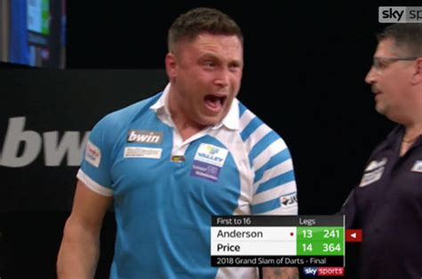 Darts fans call on Barry Hearn to BAN Gerwyn Price amid