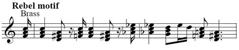 """""""A New Hope"""" Index of Musical Themes and Motifs"""