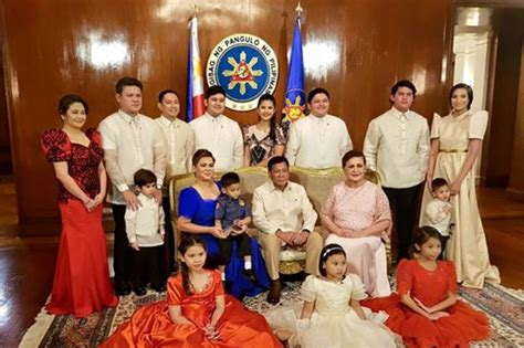 Family - 16th President Of The Philippines