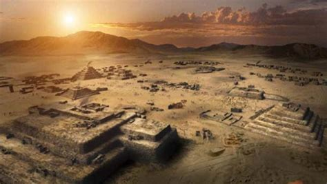 The 5,000-year-old Pyramid City of Caral   Ancient Origins