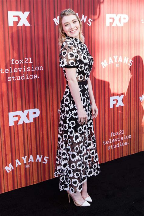 Sarah Bolger Attends the Mayans FYC Event in Los Angeles
