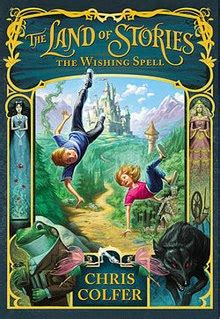 The Land of Stories - Wikipedia