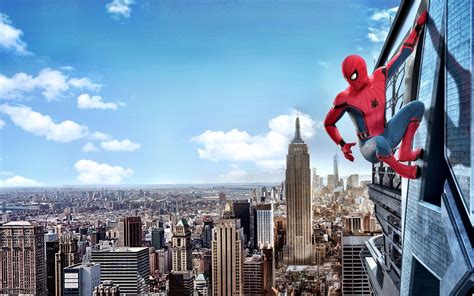 Spider Man Homecoming 2017 Movie 4K Wallpapers | HD
