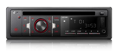 Car Stereo LG lcs710br Bluetooth, USB, iPod, iPhone, SD