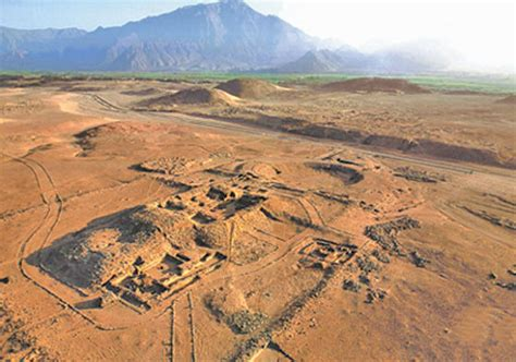 Caral: The Oldest Town in The New World