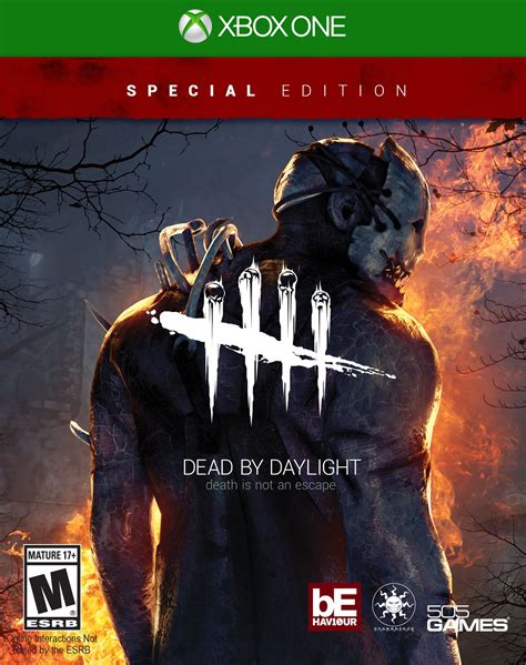 Dead by Daylight Release Date (Xbox One, PS4)