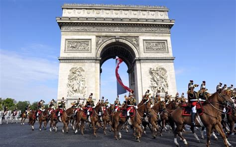 Fete Nationale: Nationalfeiertag in Frankreich Highlights