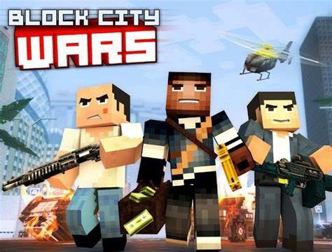 Play Block City Wars on PC and Mac with BlueStacks Android