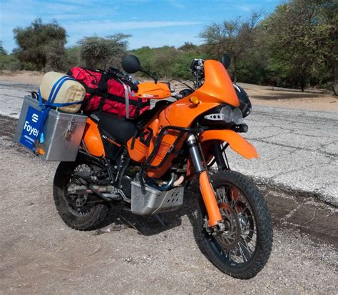 KTM 640 Adventure for sale in Luxembourg - Horizons