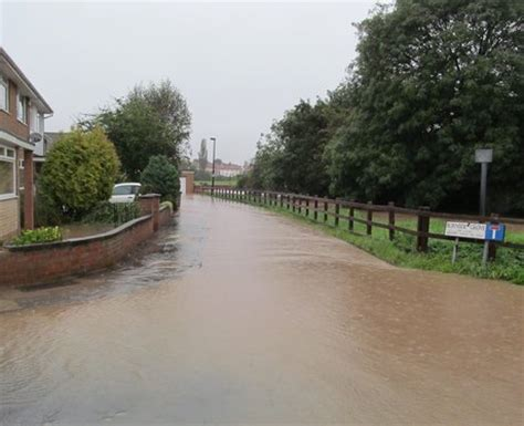 North East Flooding - PICS: Flooding Causes Chaos In The