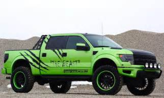 """Geigercars Ford F-150 SVT Raptor """"The Beast"""": Tuning-Pickup"""