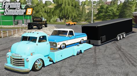 FS19- OLD SCHOOL IS BACK IN STYLE! BUYING 1950's & 1970's