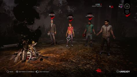 Dead by Daylight for Xbox One review: Four players
