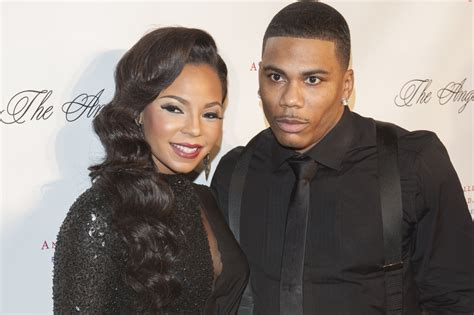 Ashanti Says She Didn't Know Nelly Cut His Dad Off Over
