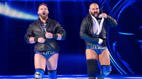 The Revival Demand Return Of Old School Tag Team Titles