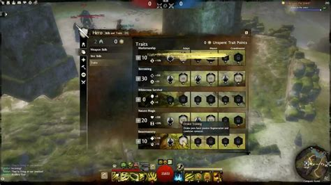GW2 Ranger PvP build (very powerful) explained with