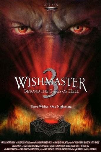 Wishmaster 3: Beyond the Gates of Hell (2001) - Tainies