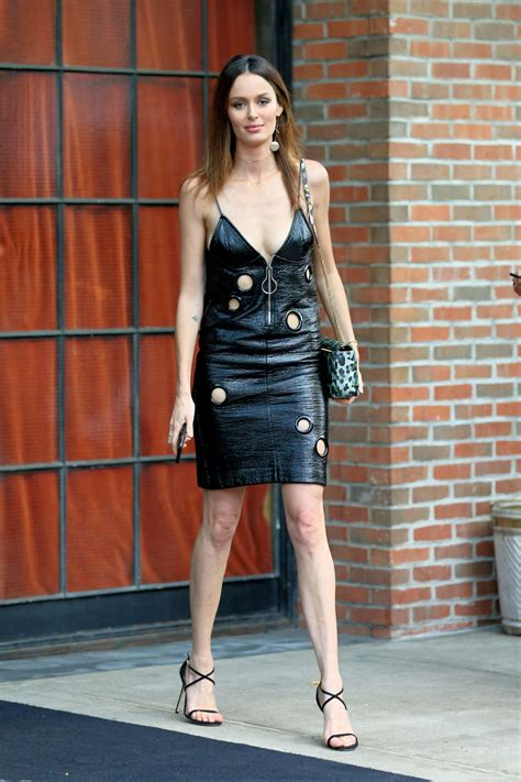 Nicole Trunfio – Leaves The Bowery Hotel in New York City