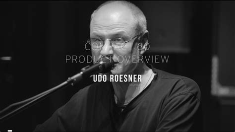AER Compact 60 Product Overview With Udo Roesner, Founder