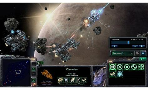 StarCraft 2 Custom Map: Star Battle, Takes The Fight To Space