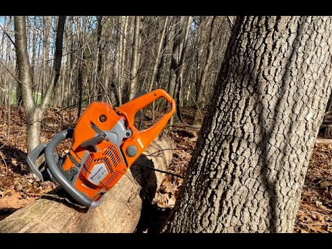 Husqvarna 562 XP Chainsaw After Crankcase Replacement Test