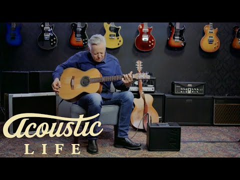 AER Compact 60/2 and AG8-2 Active | Mass Street Music Store